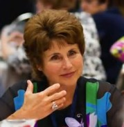 Dorothea at 2010 HT Worldwide Conference