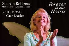 Sharon Robbins memorial