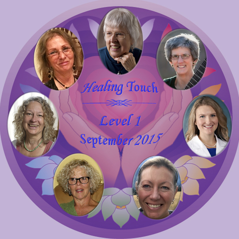 Healing Touch: Healing Touch Level 1 Class From September 2016